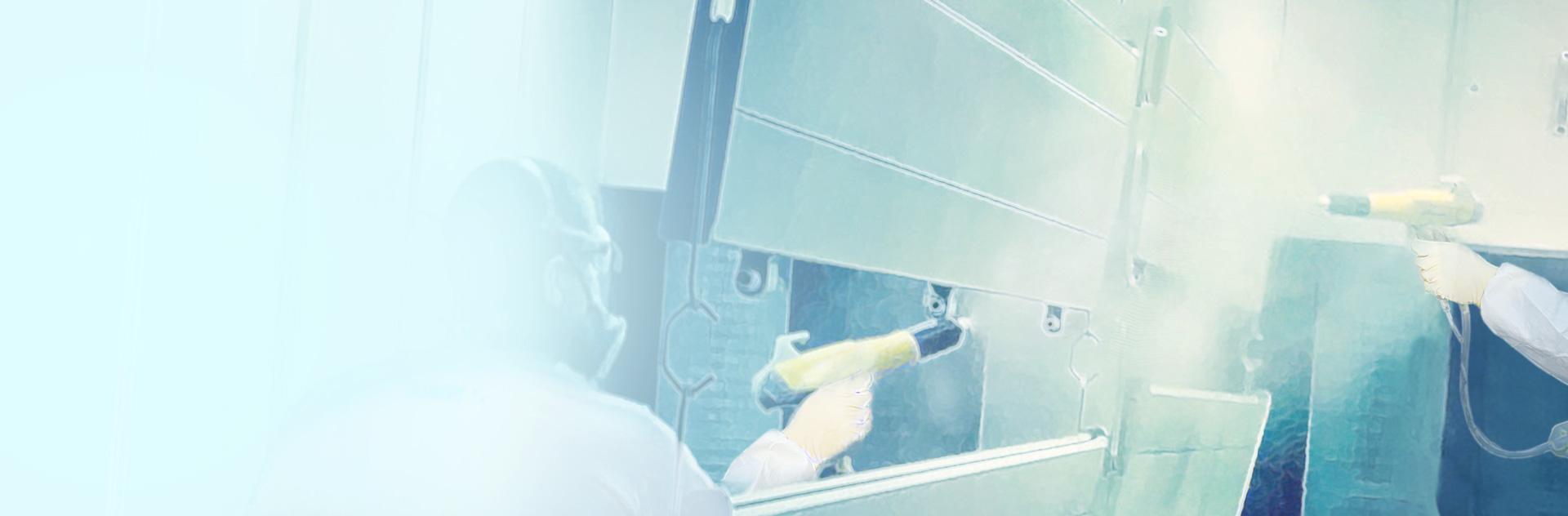 Timest peinture industrielle poudre